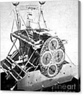 Harrisons First Marine Timekeeper Canvas Print