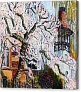 Haslerky Canvas Print