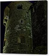 Haunted Tower Canvas Print
