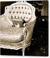 Have A Chair Canvas Print