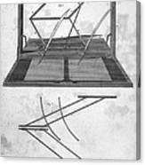 Hawkins Polygraph, 1803 Canvas Print
