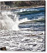 hd 385 hdr - Splash 1 Canvas Print