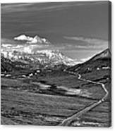 Headed To Mckinley Canvas Print
