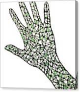 Healing Hands 1 Canvas Print