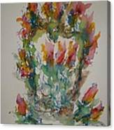 Heart Embrace Canvas Print