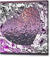 Heartistry Two Canvas Print