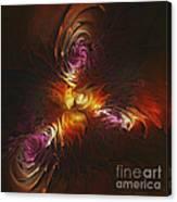Heat Of Passion Canvas Print