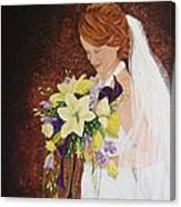 Heather's Special Day Canvas Print