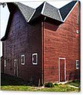 Heflin Barn Canvas Print