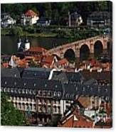 Heidelberg Germany Canvas Print