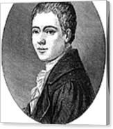 Heinrich Von Kleist Canvas Print