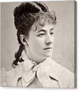 Helena Modjeska (1840-1909) Canvas Print