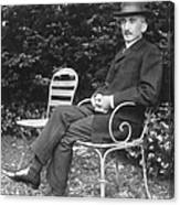 Henri Bergson (1859-1941) Canvas Print