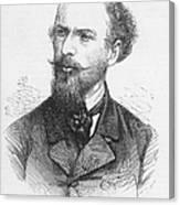 Henri Mouhot (1826-1861) Canvas Print