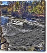 Henry Ford Estate Waterway Dearborn Mi Canvas Print