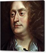 Henry Purcell Canvas Print
