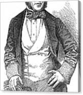Henry Rusell (1812-1900) Canvas Print