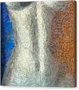 Her Figure 1 Canvas Print