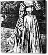 Herbert: Vanity Canvas Print