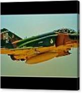 Heritage F-4 Phantom Canvas Print