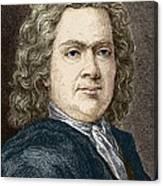Hermann Boerhaave, Dutch Physician Canvas Print