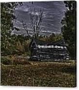 Hermit Life Canvas Print
