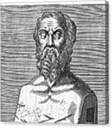 Herodotus Canvas Print