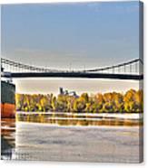 Hi-level Bridge Canvas Print