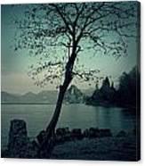 Hidden Bay Canvas Print