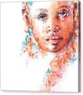 Hidden Tears Canvas Print