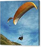 High Flyers Canvas Print