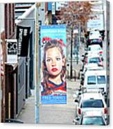High Line Print 29 Canvas Print