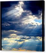 Higher Light Canvas Print