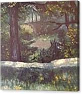 Highland Park 1 Canvas Print