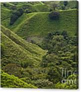 Hills Of Caizan 2 Canvas Print
