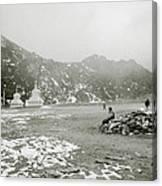 Himalayan Weather Canvas Print
