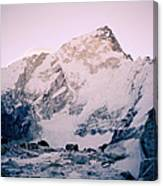 Himalayas In Nepal Canvas Print