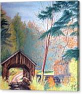 Hints Of Fall Canvas Print