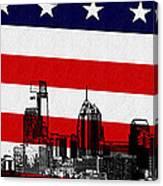 Historic Philadelphia  Canvas Print