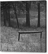 Hitching Post Canvas Print