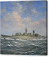 H.m.s. Chatham Type 22 - Batch 3 Canvas Print