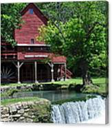 Hofgens Mill Canvas Print