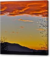Hogback Mountain Canvas Print