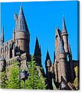 Hogwarts Summer Canvas Print