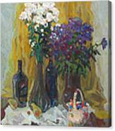 Holiday Still Life Canvas Print