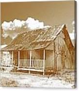 Home Sweet Home Dreams Canvas Print