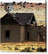 Homestead No More Canvas Print