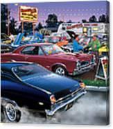 Honest Als Used Cars Canvas Print