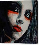 Honky Tonk Woman Canvas Print