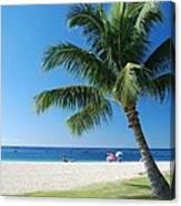Honolulu Sun 0757 Canvas Print